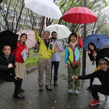 気候性地形療法の第一人者・小関さんと大須で都市型のクアオルト健康ウォーキングの可能性を探る!