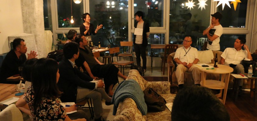 FAAVO愛知企画「着想会議 vol.2」開催しました!